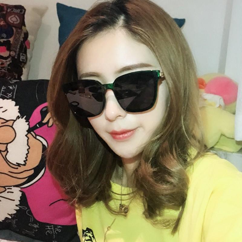 Kính Râm Gọng Vàng Thời Trang Hàn Quốc