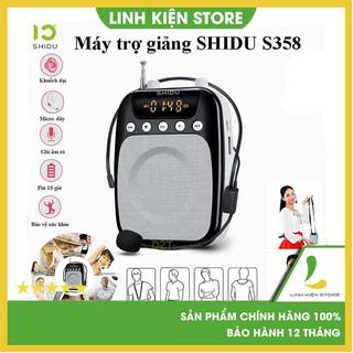 Máy trợ giảng SHIDU S358 đa năng- Bảo hành 12 tháng