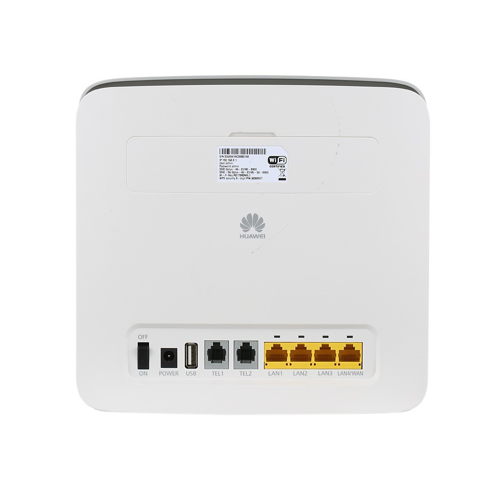 (Rẻ Vô Địch) Bộ Phát Wifi 4G Huawei E5186 Hàng Cao Cấp Tốc Độ 300Mbps Cho 64 Thiết Bị Kết Nối - Huawei B311, B593