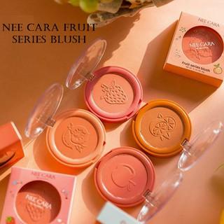 Phấn Má Hồng Nee Cara Fruit Series Blush N314