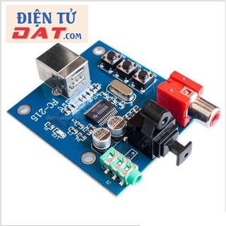 Mạch PCM2704 giải mã âm thanh DAC