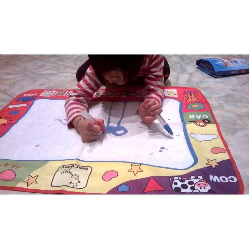 Thảm vẽ thần kỳ sáng tạo cho bé