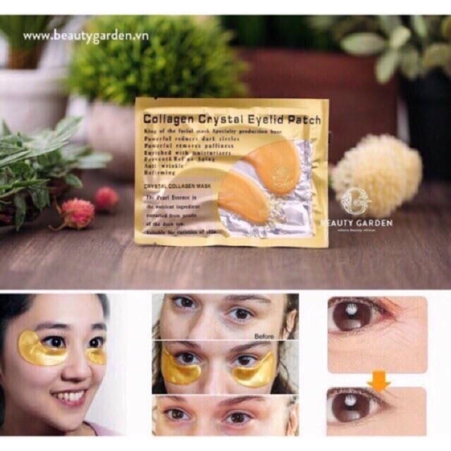 1 mắt collagen vàng