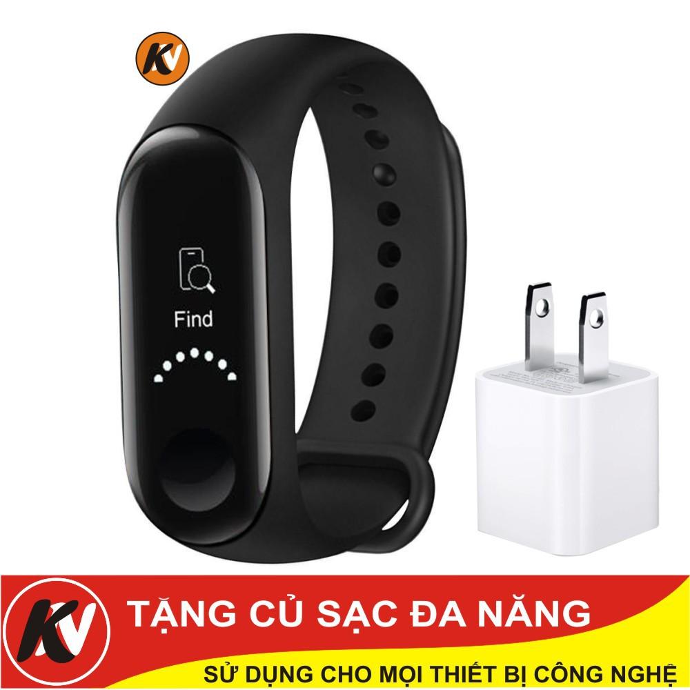 Combo Vòng đeo tay thông minh Xiaomi Mi Band 3, Miband3, Mi band3 (Đen) - Hàng chính hãng + Củ sạc đ - 3368984 , 1237105924 , 322_1237105924 , 980000 , Combo-Vong-deo-tay-thong-minh-Xiaomi-Mi-Band-3-Miband3-Mi-band3-Den-Hang-chinh-hang-Cu-sac-d-322_1237105924 , shopee.vn , Combo Vòng đeo tay thông minh Xiaomi Mi Band 3, Miband3, Mi band3 (Đen) - Hàng