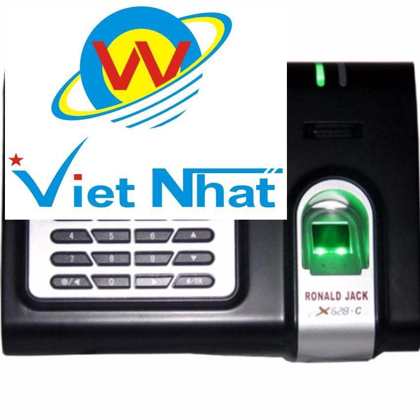 Máy chấm công vân tay và thẻ từ Ronald Jack X628C+ID Giá chỉ 2.850.000₫
