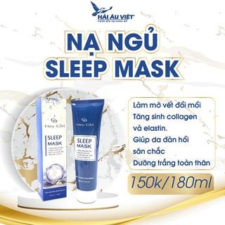 Mặt nạ ủ sleep mask hải âu việt (chính hãng)