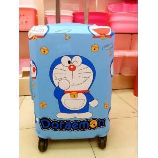 Vỏ Bọc Vali Du Lịch In Hình Doraemon Dễ Thương thumbnail