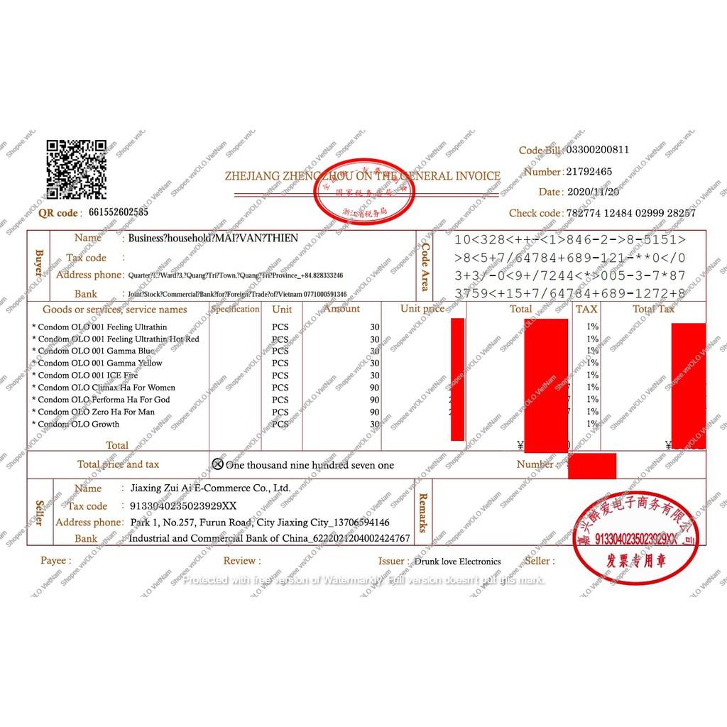 BCS Combo 2 hộp Bao Cao Su Gai PERFORMA Kéo Dài Thời Gian và Bao Cao Su Gai Bi Climax 13 BCS