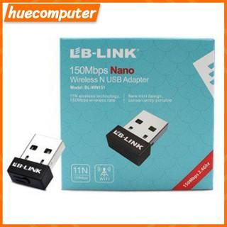 USB thu WIFI LB LINK NANO BL WN151, nhỏ gọn, tiện lợi