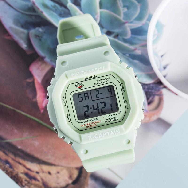 Đồng hồ điện tử nam nữ X - Captain Sports cực hot DH92