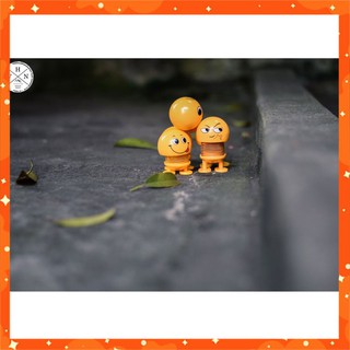 Thú Nhún Emoji Ngộ Nghĩnh – Lò Xo Bền, Dính Chặt ( Khách Yêu Ghi Chú Chọn Mẫu Nha )