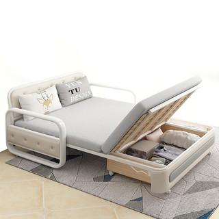 Sofa giường thông minh gấp gọn có ngăn chứa đồ ( 150×193 )