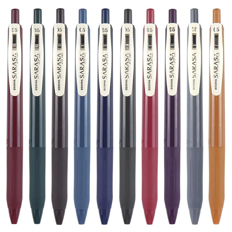 bút mực gel cỡ ngòi 0.38mm tiện dụng chất lượng cao - 22560357 , 7602590480 , 322_7602590480 , 659400 , but-muc-gel-co-ngoi-0.38mm-tien-dung-chat-luong-cao-322_7602590480 , shopee.vn , bút mực gel cỡ ngòi 0.38mm tiện dụng chất lượng cao