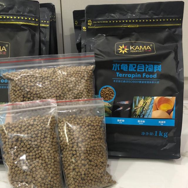 KAMA thức ăn cho rùa nước size L 200g   Shopee Việt Nam