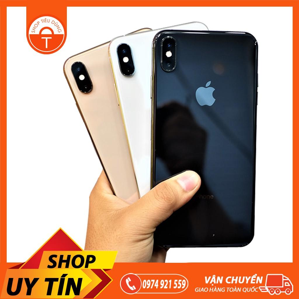 Điện Thoại iPhone Xs Max Quốc Tế Bản 64G / 256G - hỗ trợ trả góp