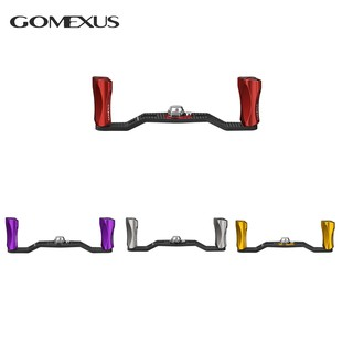 Gomexus Carbon Reel Handle For Shimano Daiwa Abu Garcia baitcasting and spinning DC-S21 (95mm) thumbnail