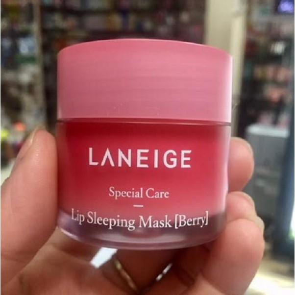 Mặt Nạ Ngủ Môi Laneige Lip Sleeping Mask 20g - FULL SIZE
