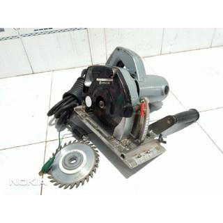 Máy cắt 2 chức năng, cưa gỗ và khoét rãnh Hitachi PG 21BA. Hàng bãi Nhật.