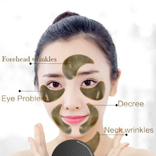 Hình ảnh [Mã COSCCB26 hoàn 8% xu đơn 250K] Hộp 60 miếng mặt nạ mắt từ collagen dưỡng ẩm chống nếp nhăn và thâm quầng-6