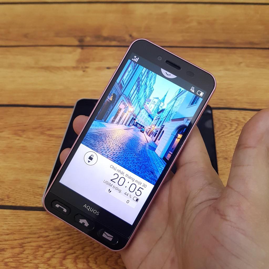 Điện thoại SHARP AQUOS 401SH 4G LTE JAPAN TIẾNG VIỆT