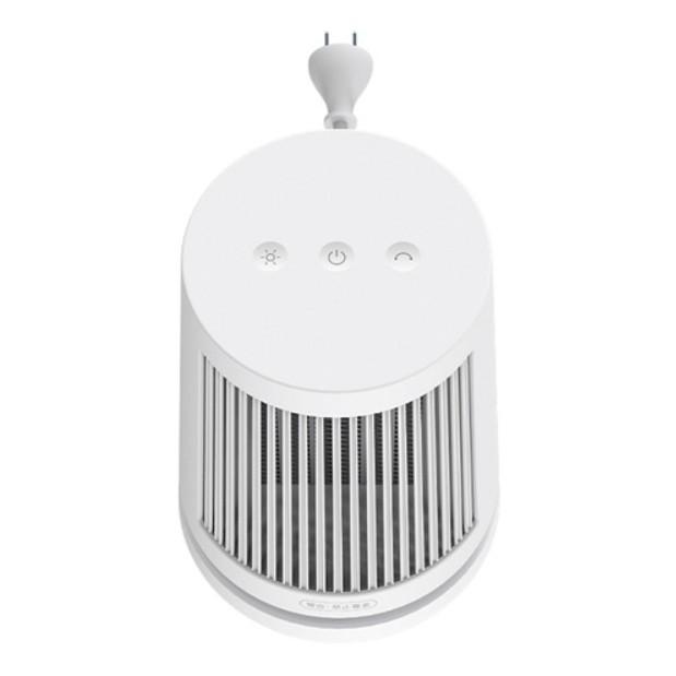 Quạt sưởi mini Xiaomi Mijia desktop heater ZMNFJ01YM nhỏ gọn cầm tay an toàn tích hợp nhiều tính năng