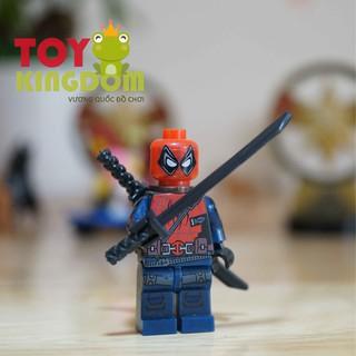 Minifigure Siêu Anh Hùng Minifigure Deadpool