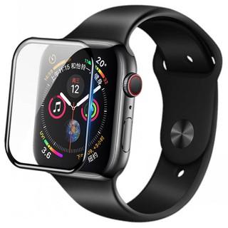 Dán kính cường lực Apple Watch 40mm / 44mm Series 4/5/6 Nillkin AW+ 3D Full màn hình - Chính hãng