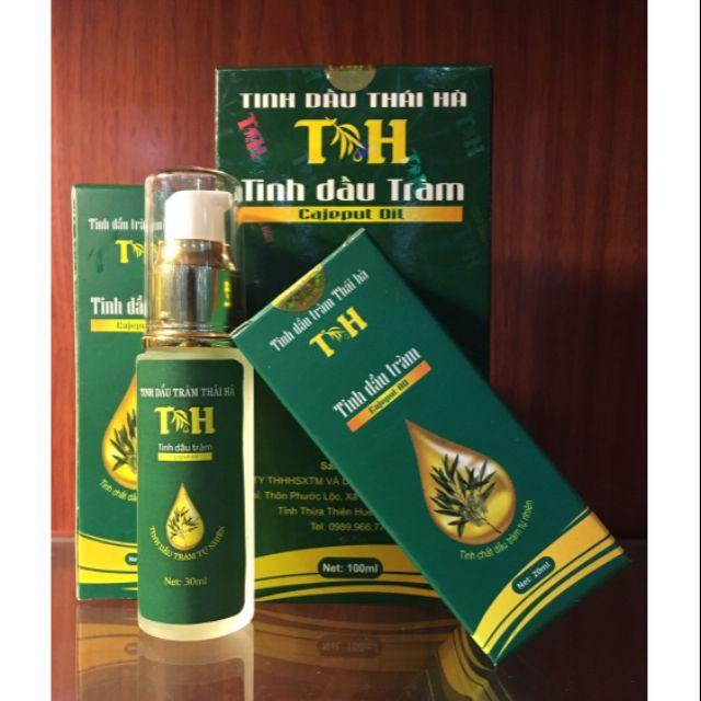 Tinh dầu tràm Huế Thái Hà-20ml