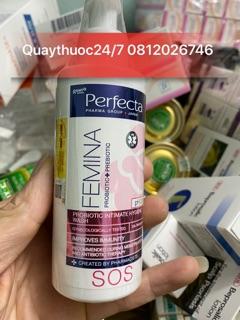 DUNG DỊCH VỆ SINH FEMINA PERFECTA (150ml) 2