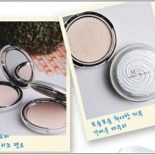 Phấn phủ dạng nén siêu mịn GEO giữ tone 24h không bí, mỏng mịn spf 20 [ cam kết chính hãng Hàn Quốc] thumbnail