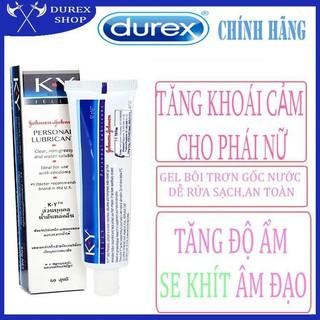 (SE KHÍT ÂM ĐẠO)Gel bôi trơn Durex Ky Thái lan 50ml
