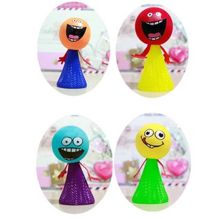 Fidget Toys EVA Jumping Elves Ball Anti-anxiety Toy Gift for Kids Adults