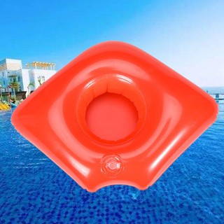 SOME Creative Kids Water Swimming Toy Lips Cup Inflatable Floating Coasters