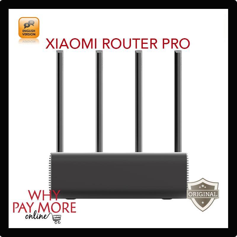 Bộ phát wifi Xiaomi Router Pro [tiếng Anh]