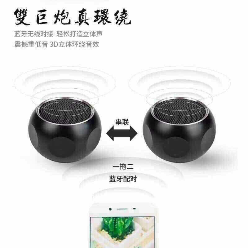 Loa Bluetooth Mini M10!
