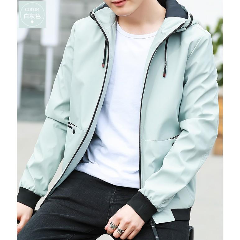 Áo khoác nam Quảng Châu  Vải Dù Cao Cấp có nón cực đẹp