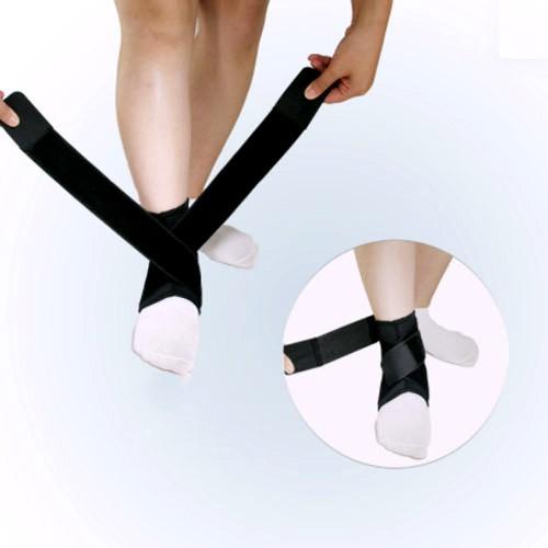 Băng quấn bảo vệ cổ chân có đai quấn chống lật đệm cao su cao cấp