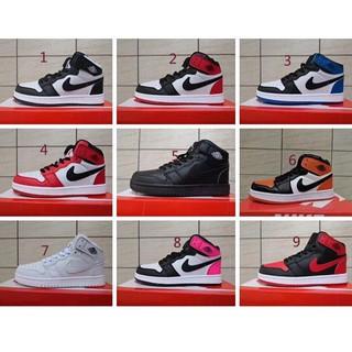 Giày Bóng Rổ Nike Air Jordan 1 Phong Cách Retro Cá Tính