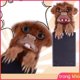 Creative Timing Pull Line Tidy Toy Prank Monster Monkey Funny Toys
