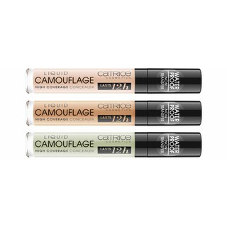 Che Khuyết Điểm Catrice Liquid Camouflage High Coverage Concealer Lasts 12h thumbnail