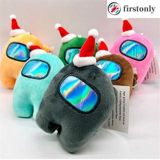 【COD/start】 Plush toys Christmas pendant animation game surrounding dolls space werewolf kill 【fir】