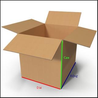 [XẢ KHO] Combo 5 hộp carton đóng hàng size 20x15x10, 18x10x8, 16x12x6, 30x20x10, 35x25x15, 20x15x15