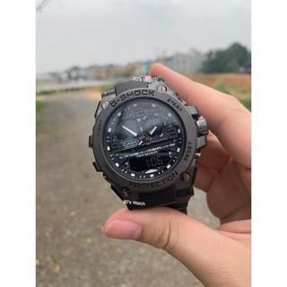 [Tặng box thiếc]Đồng hồ nam Casio G-shock GTS 8600 Original –Chống nước 20Bar Viền Thép Nam tính