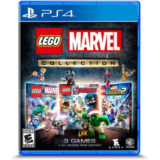 [PS4-US] Đĩa game Lego Marvel Collection - PlayStation 4 thumbnail