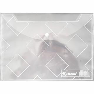 Túi Clear Bag A4 độ dày 0,1 mm; MS: 405