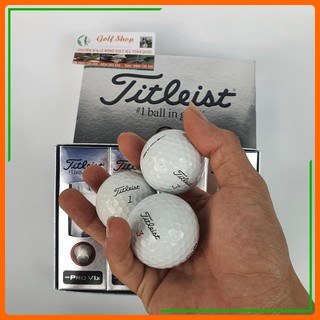 BÓNG GOLF, bóng golf Titleist Pro V1, 4 lớp chất lượng cao thumbnail