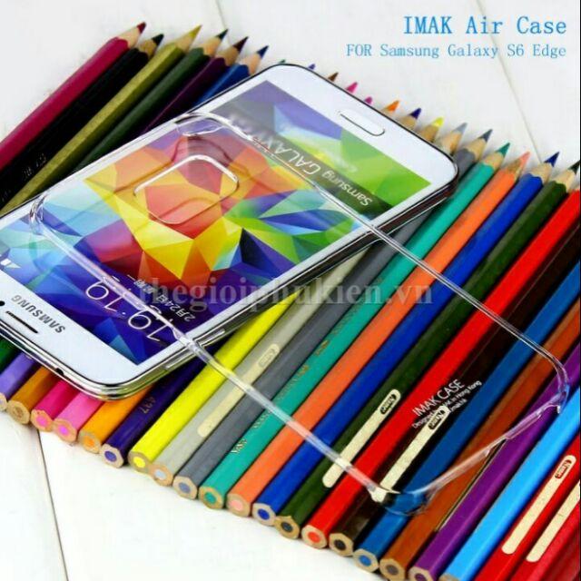 Ốp lưng imak xịn cho Samsung S6 edge phủ nano chống xước - 3585904 , 1013713551 , 322_1013713551 , 82000 , Op-lung-imak-xin-cho-Samsung-S6-edge-phu-nano-chong-xuoc-322_1013713551 , shopee.vn , Ốp lưng imak xịn cho Samsung S6 edge phủ nano chống xước
