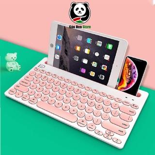 (Chính Hãng Forter) Bàn Phím Bluetooth Forter ik3381 dành cho Điện thoại, Máy tính bảng, Laptop, PC