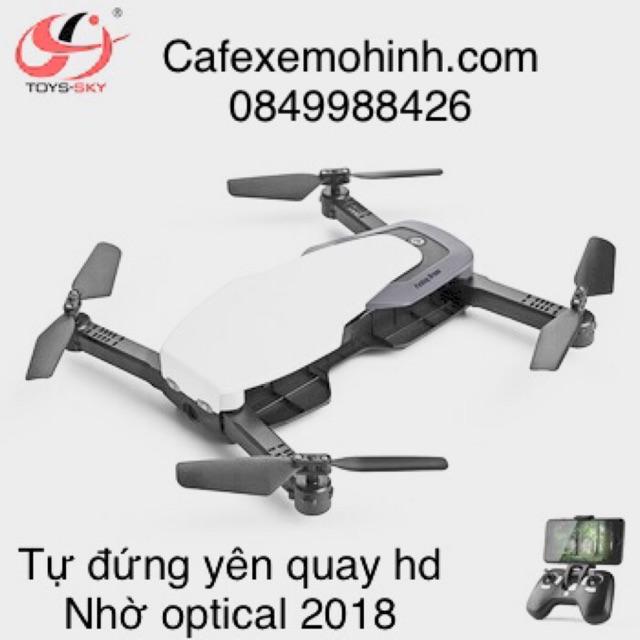Flycam q636b tự đứng yên quay hd