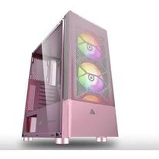 Case VSP B86P Gaming Mặt Lưới – PINK